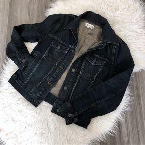 Madewell Dark Wash Jean Jacket